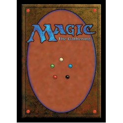 100 Bustine Protettive Standard - Ultra Pro - Magic The Gathering - Classical Card Back