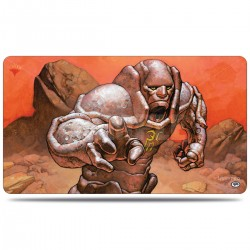 Tappetino - Magic The Gathering - Ultra Pro - Legendary Collection - Karn, Silver Golem