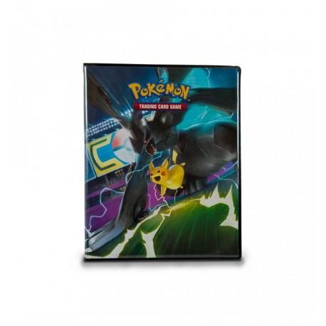 Portfolio - 4 Tasche - 10 Pagine - Pokemon - Ultra Pro - Sole e Luna - Gioco di Squadra