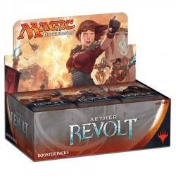 Box di 36 Buste - Rivolta dell'Etere ENG - Magic The Gathering