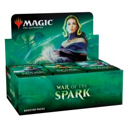 Box of 36 boosters - War of the Spark ENG - Magic The Gathering