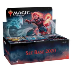 Box di 36 Buste - Set Base 2020 ENG - Magic The Gathering