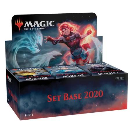 Box of 36 boosters - Core Set 2020 ENG - Magic The Gathering