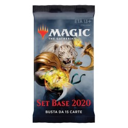 Busta da 15 Carte - Set Base 2020 ENG - Magic The Gathering