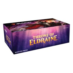 Box of 36 boosters - Throne of Eldraine ENG - Magic The Gathering