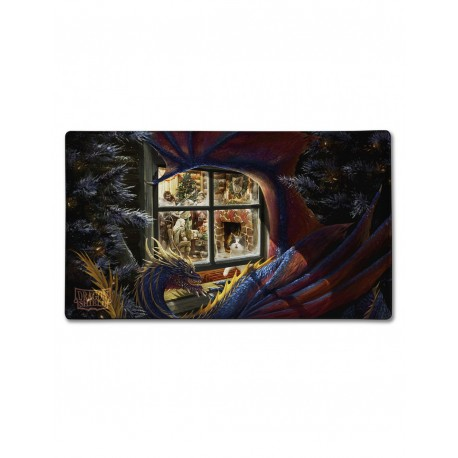 Playmat - Dragon Shield - Christmas Dragon
