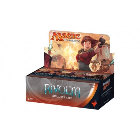 Box di 36 Buste - Rivolta dell'Etere - Magic The Gathering