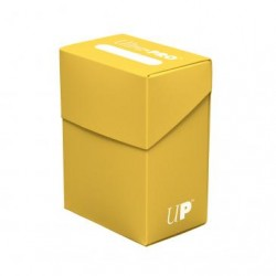 Deck Box Deck Pro - Ultra Pro - Yellow