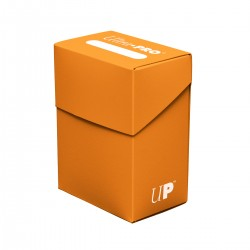 Deck Box - Ultra Pro - Pumpkin Orange