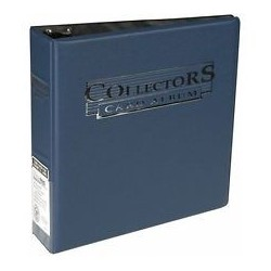 Binder - 3 Rings - Collectors Album - Ultra Pro - Blue