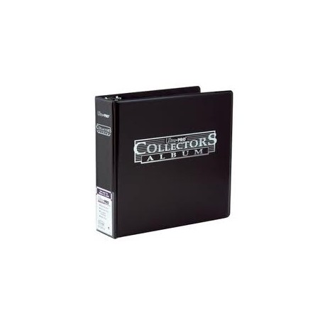 Binder - 3 Rings - Collectors Album - Ultra Pro - Black