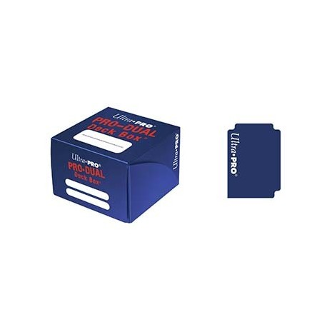 Pro Dual Deck Box - Ultra Pro - White