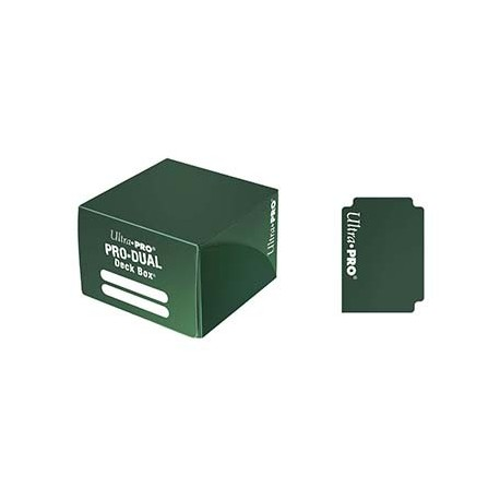 Pro Dual Deck Box - Ultra Pro - Green
