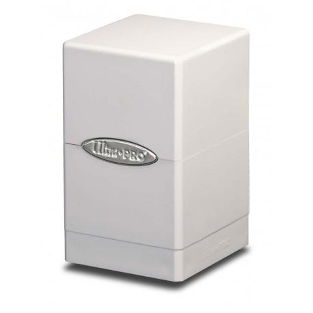 Porta Mazzo Satin Tower - Ultra Pro - Bianco