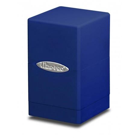 Deck Box Satin Tower - Ultra Pro - Blue