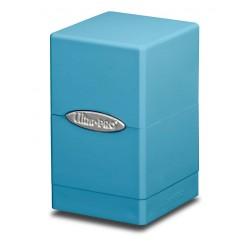 Deck Box Satin Tower - Ultra Pro - Light Blue
