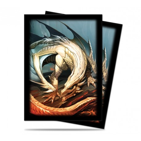 50 Sleeves Standard - Ultra Pro - Dayoote Dragon