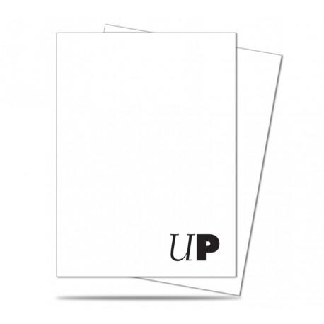 50 Bustine Protettive Standard Pro Matte - Ultra Pro - Team White