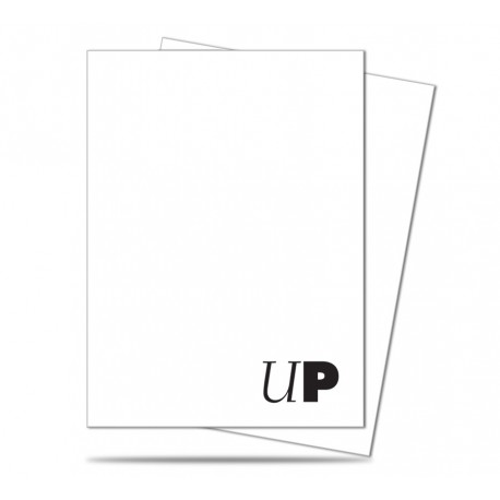 50 Sleeves Standard Pro-Matte - Ultra Pro - Team White