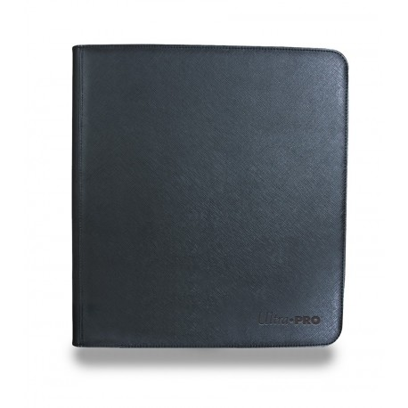 Portfolio - 12 Pocket - 20 Pages - Deck Builder's - Premium Pro Binder - Ultra Pro - Black