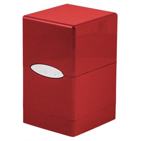 Deck Box Satin Tower - Ultra Pro - Fire