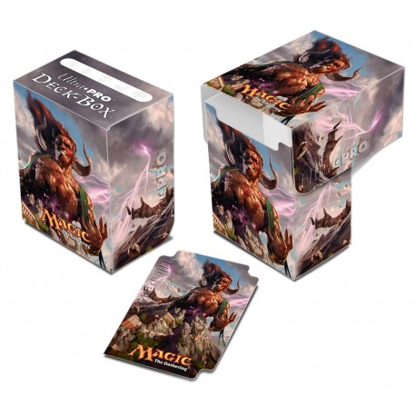 Deck Box - Ultra Pro - Magic The Gathering - Born of the God - Xenagos