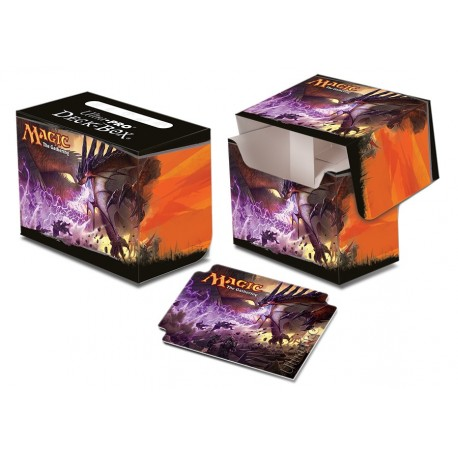 Deck Box - Ultra Pro - Magic The Gathering - Dragons of Tarkir - Key Art