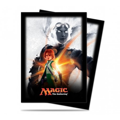 80 Sleeves Standard - Ultra Pro - Magic The Gathering - Magic Origins - Chandra Nalaar