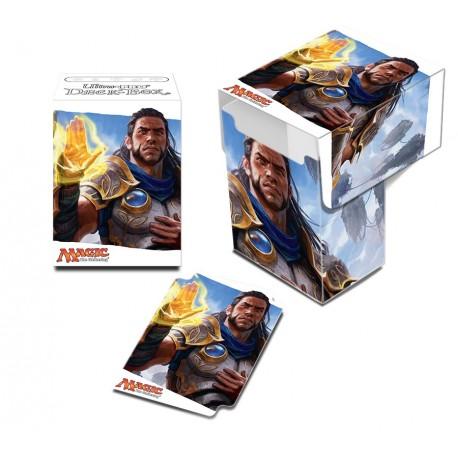 Porta Mazzo Deck Box - Ultra Pro - Magic The Gathering - Oath of the Gatewatch - Oath of Gideon