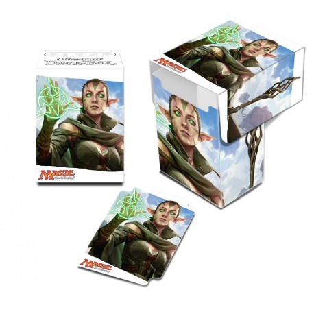 Porta Mazzo Deck Box - Ultra Pro - Magic The Gathering - Oath of the Gatewatch - Oath of Nissa
