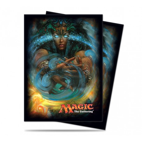 80 Sleeves Standard - Ultra Pro - Magic The Gathering - Eternal Master 2016