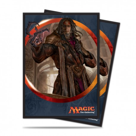 80 Sleeves Standard - Ultra Pro - Magic The Gathering - Aether Revolt - Tezzeret the Schemer