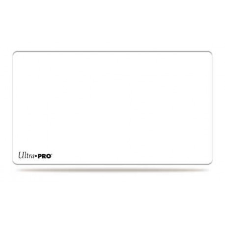 Playmat - Solid Colors - Ultra Pro - White