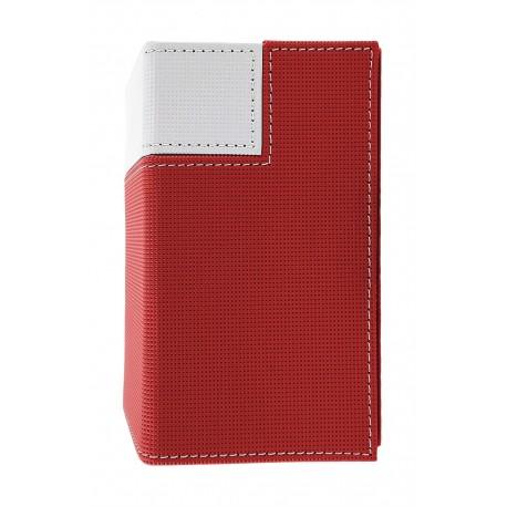 Porta Mazzo M2 Deck Box - Ultra Pro - Rosso e Bianco - Blood Knight