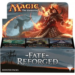 Box of 36 boosters - Fate Reforged ITA - Magic The Gathering