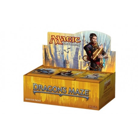 Box of 36 boosters - Dragon's Maze ITA - Magic The Gathering