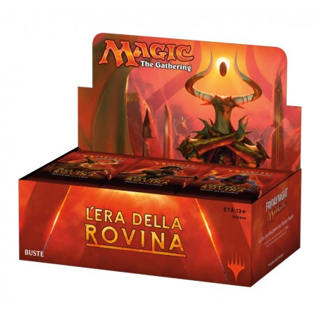Box of 36 boosters - Hour of Devastation ITA - Magic The Gathering