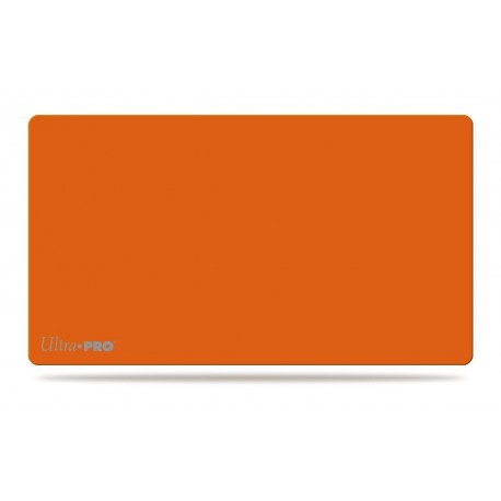 Playmat - Solid Colors - Ultra Pro - Orange