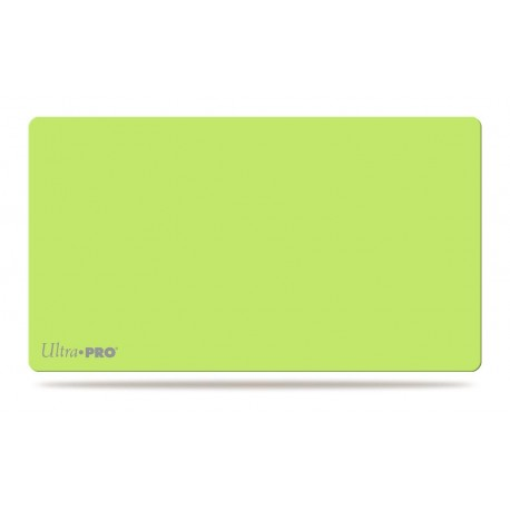 Playmat - Solid Colors - Ultra Pro - Lime Green
