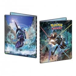 Portfolio - 9 Tasche - 10 Pagine - Pokemon - Ultra Pro - Sole e Luna - Ombre Infuocate
