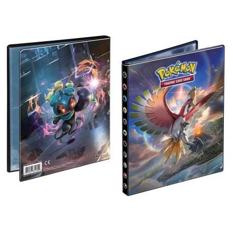 Portfolio - 4 Tasche - 10 Pagine - Pokemon - Ultra Pro - Sole e Luna - Ombre Infuocate