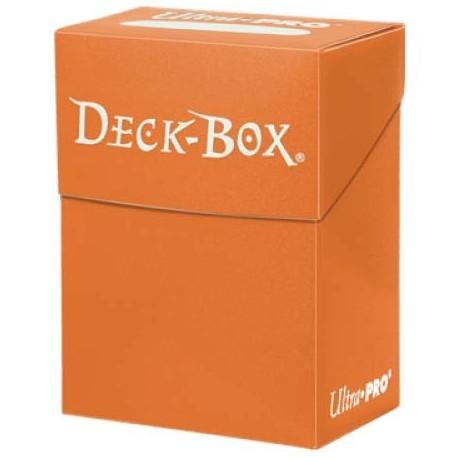 Porta Mazzo Deck Pro - Ultra Pro - Arancione