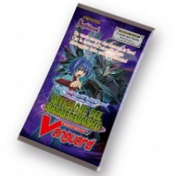 Booster of 5 Cards - Demonic Lord Invasion - BT03 - ITA - Vanguard