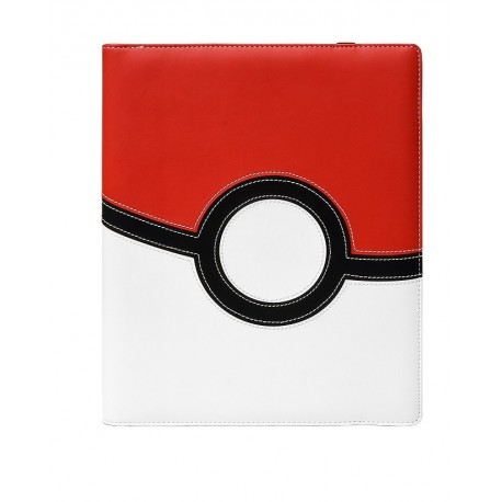 Portfolio - 9 Pocket - 20 Pages - Pro Binder - Ultra Pro - Pokemon Poke Ball