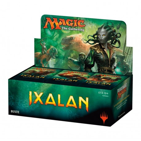 Box di 36 Buste - Ixalan ENG - Magic The Gathering
