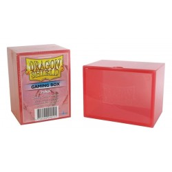 Deck Box Gaming Box - Dragon Shield - Pink