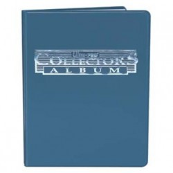Portfolio - 4 Tasche - Ultra Pro - Collectors Album - Blu