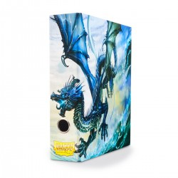 Raccoglitore Slipcase - Dragon Shield - Blu Kokai