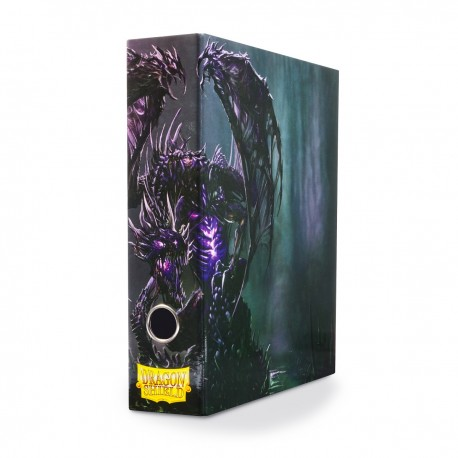 Raccoglitore Slipcase - Dragon Shield - Nero Groan