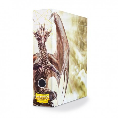 Slipcase Binder - Dragon Shield - White Procul